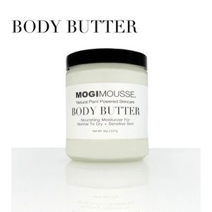 Mogi Mousse Plant Based Body Butter